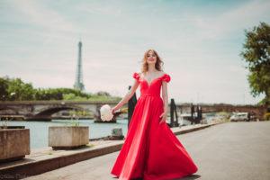 propuesta a la novia en paris
