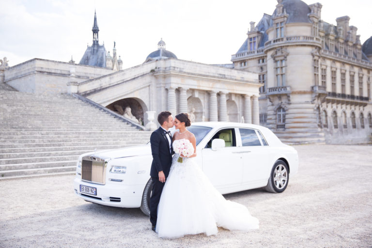 Vows renewal in Paris