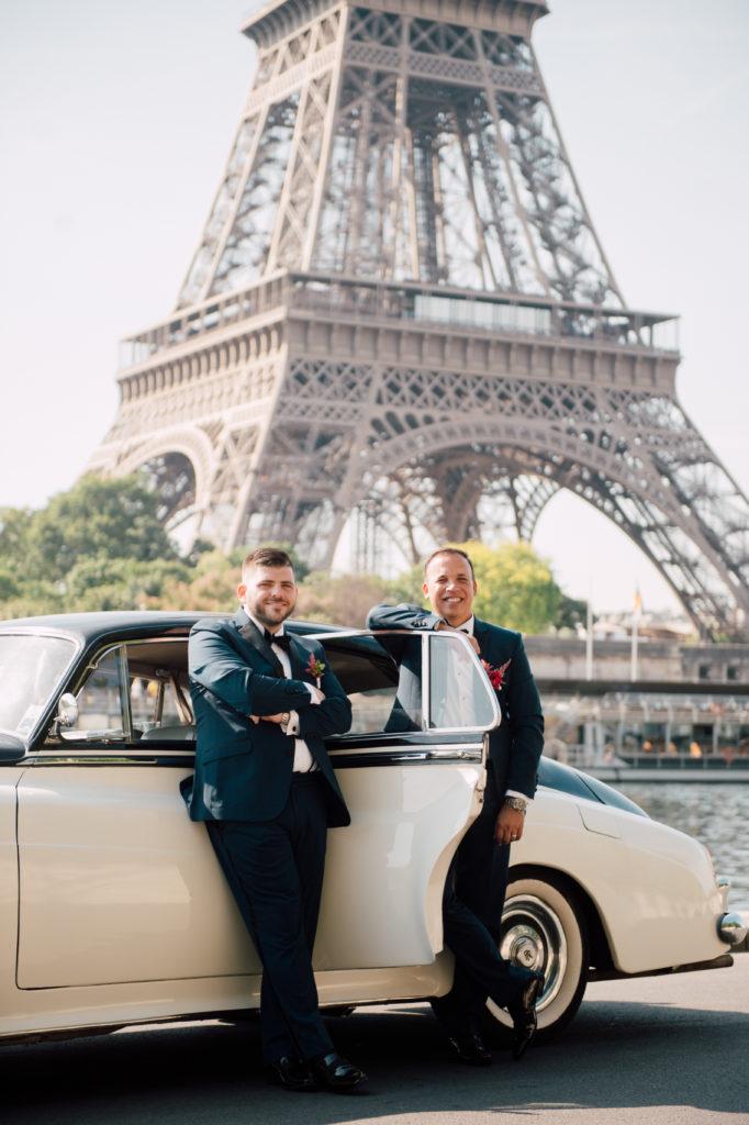 Gay friendly wedding planner