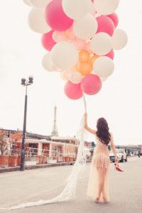 quinceanera in Paris