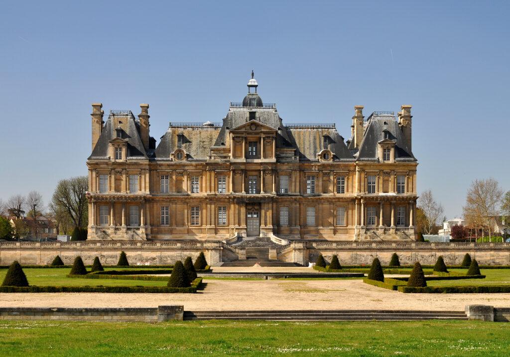 Castle Paris for wedding