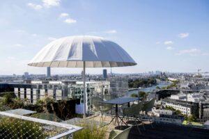 rooftops en Paris