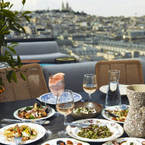food rooftop