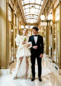 boda en parís