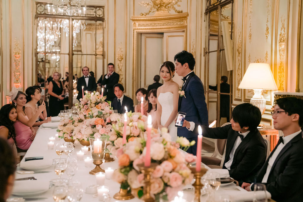 wedding planner paris france