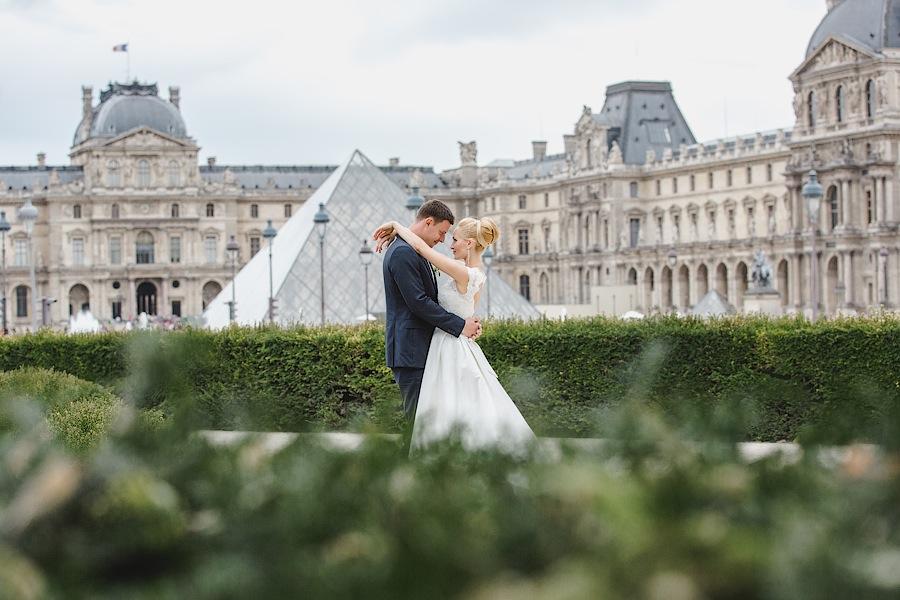 tuileries garden elopement