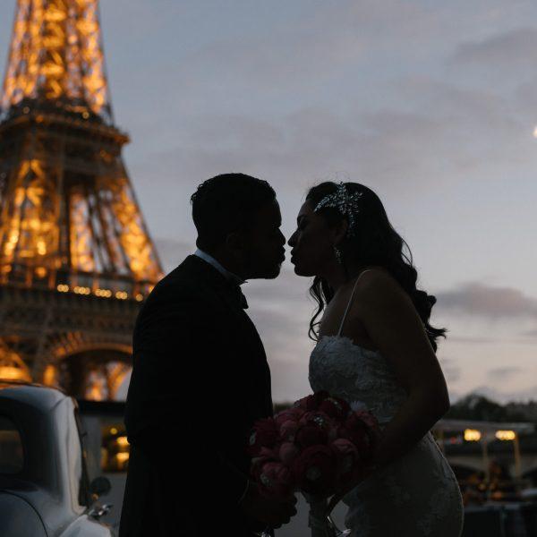 wedding proposal in Paris