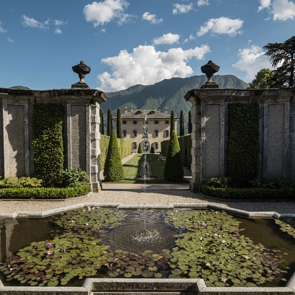 LAKE COMO Villa Balbiano Wedding