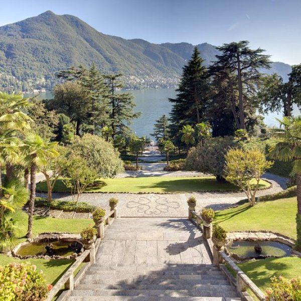 Lake Como Garden Villa Passalacqua