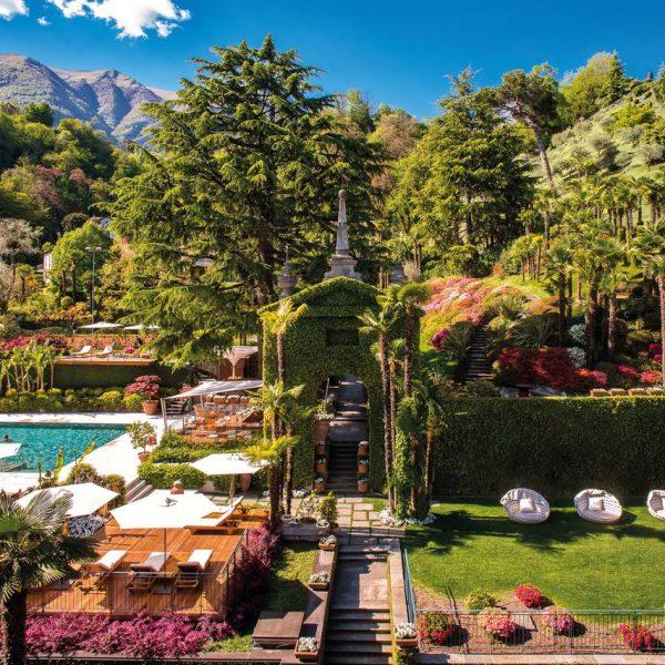 Lake Como Grand Hotel Tremezzo ext