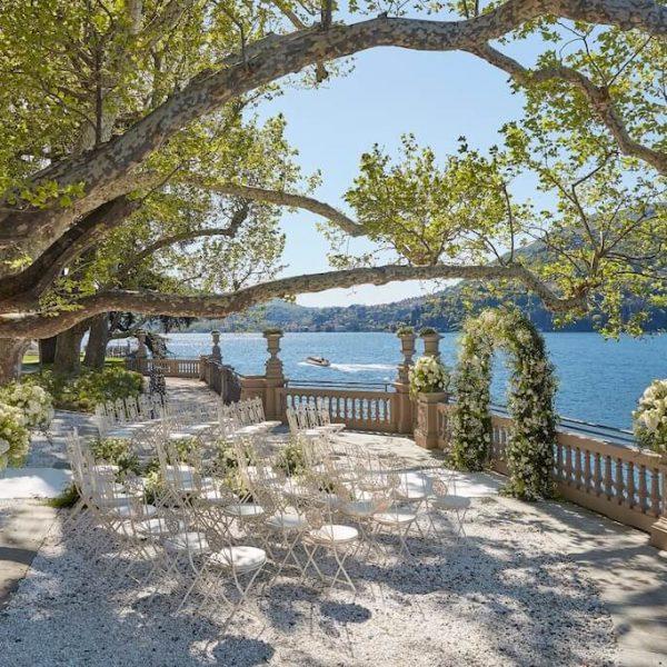 Lake Como Hotel Mandarin Oriental ext