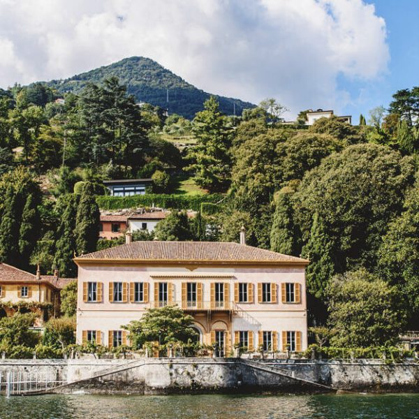 Lake Como Villa Pizzo