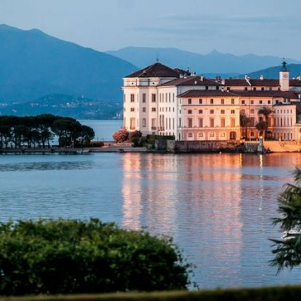 Lake Maggiore Villa Aminta