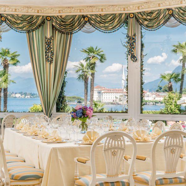 Lake Maggiore Wedding Villa Aminta View