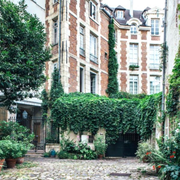 visit to Paris