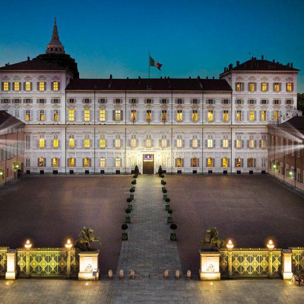 Torino Palazzo Reale Royal Palace