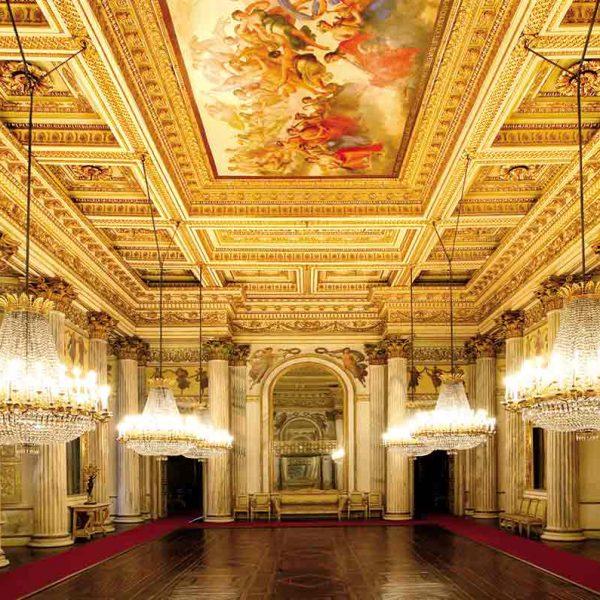Torino Wedding Palazzo Reale Royal Palace
