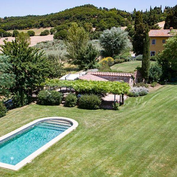 Toscany La Foce Garden Villas