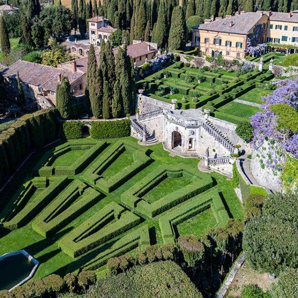 Toscany La Foce
