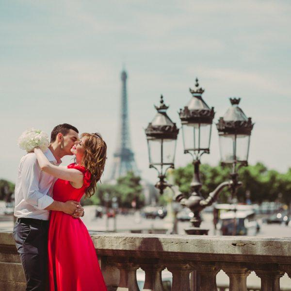 wedding proposal paris