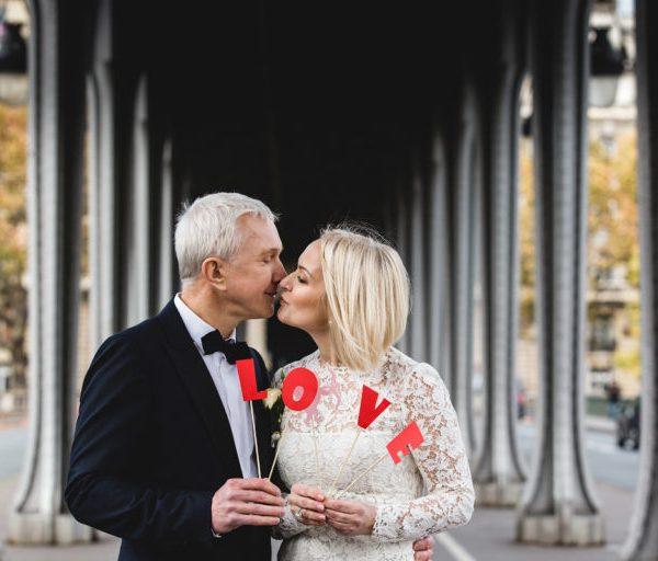Vows renewal Paris French wedding planner