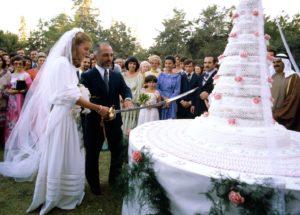 wedding in paris wedding cake (1)