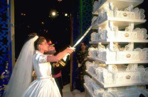 wedding in paris wedding cake (4)