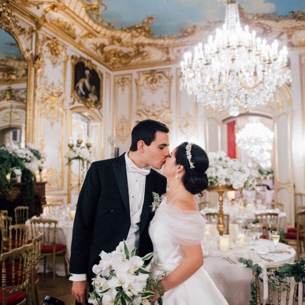 hotel particulier pour le mariage paris