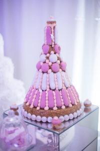 сладкий стол для свадьбы в Париже (2)
