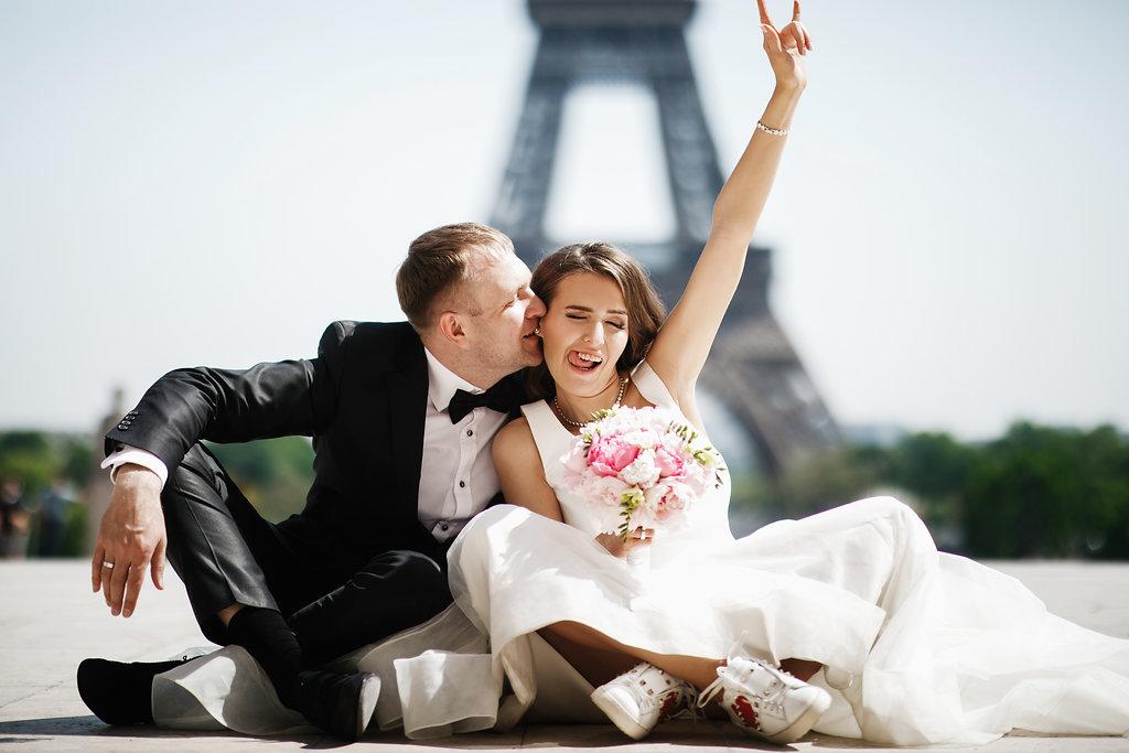 Организация свадеб в Париже. Свадьба во Франции.