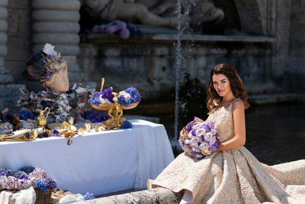 Годовщина свадьбы в Париже