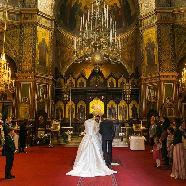 Венчание в Париже