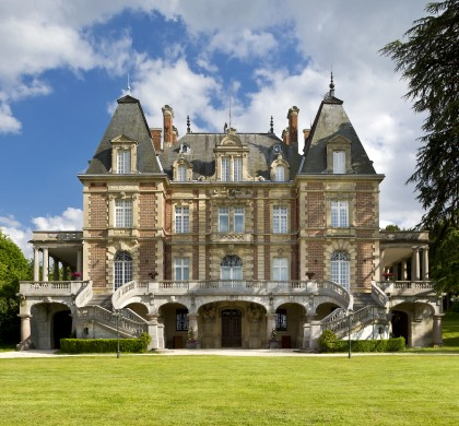 Luxury XIX th century château