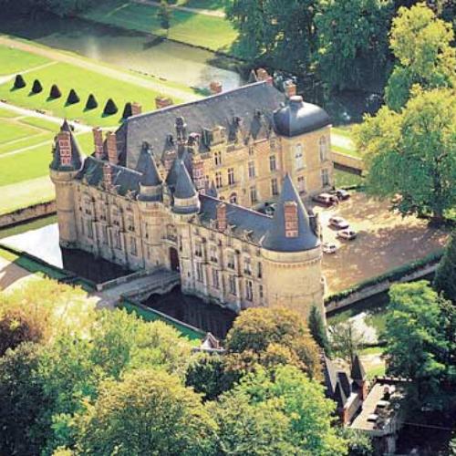 Châteaux near Paris
