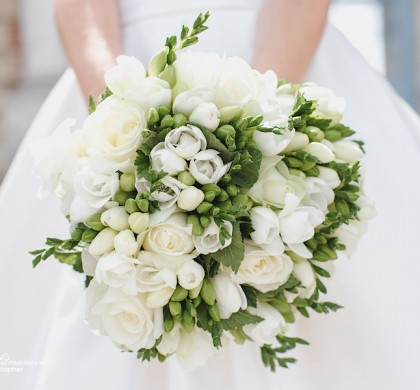 7 Secrets to a Beautiful Bridal Bouquet