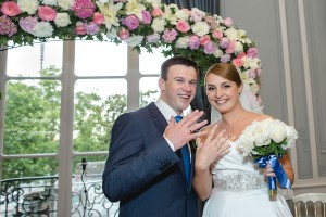 Dasha and Vitaliy Wedding in Paris