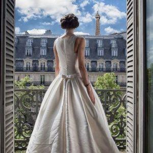 Венчания в церкви в Париже