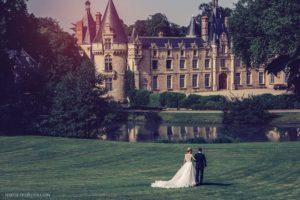 свадьба в замке (2)