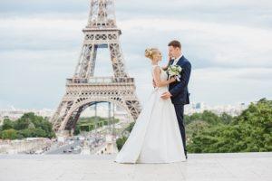 Royal wedding in Paris