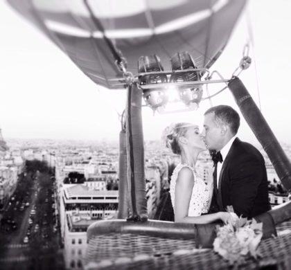 Mariage resplendissant dans un château