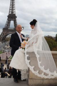 Венчание в Париже (15)