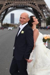 Венчание в Париже (5)