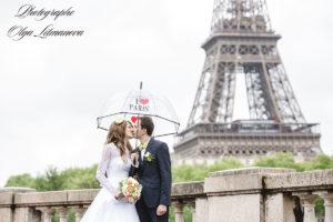 Изысканная свадьба в Париже (14)