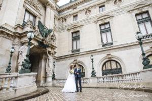 Изысканная свадьба в Париже (16)