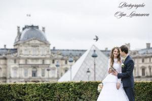 Изысканная свадьба в Париже (18)
