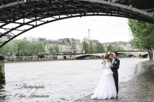 Изысканная свадьба в Париже (21)