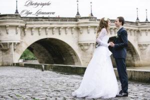 Изысканная свадьба в Париже (23)