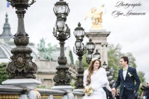 Изысканная свадьба в Париже (29)