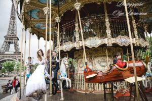 Изысканная свадьба в Париже (34)