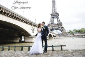 Изысканная свадьба в Париже (35)
